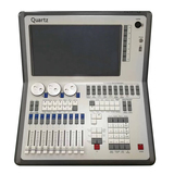 Controller Quartz Lighting Avolite Tiger Touch Console