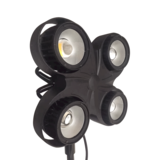 Blinder 4 EYE COB LED Audience light waterproof New